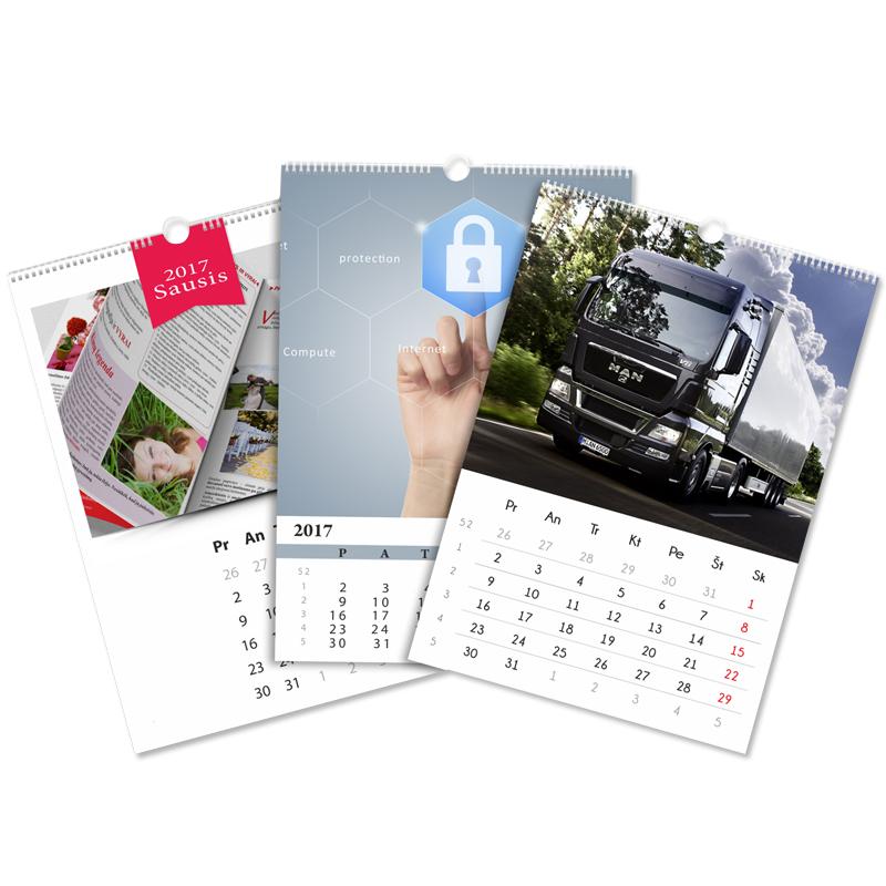 Calendar Printing Services in Gujarat