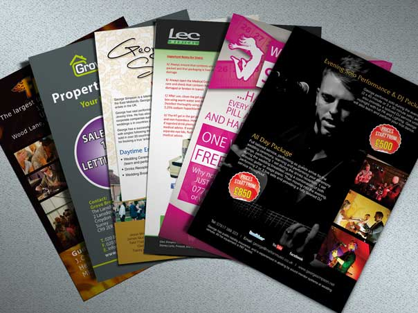 Flyer Printing in Ahmedabad
