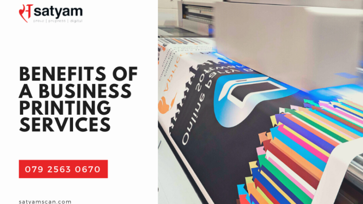 Benefits of a Business Printing Service