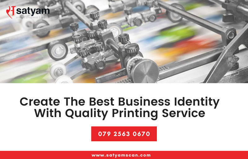 Create The Best Business Identity With Quality Printing Service
