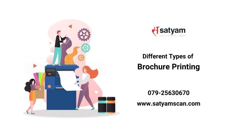 Different Types of Brochure Printing